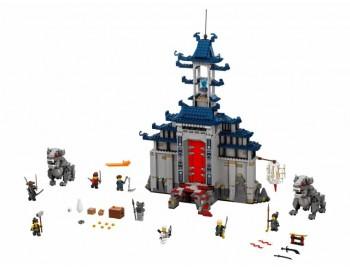 LEGO NINJAGO - Templul armei supreme - L70617