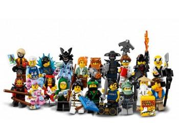 LEGO NINJAGO - Minifigurine cu filmul Ninjago - L71019