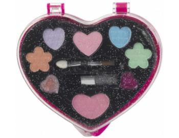 Klein - Printesa Coralie - Trusa de machiaje in forma de inima II - TK5564