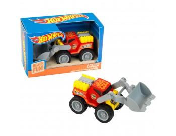 Klein - Camion cu lopata Hot Wheels - TK2444