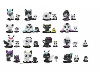 Littlest Pet Shop - Animalute prietene alb-negru - HBC1847