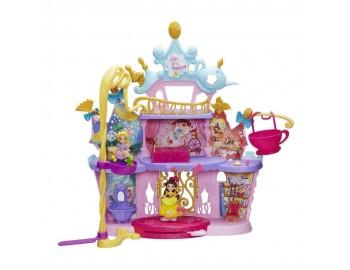 Mini papusi Disney - Set castelul momente muzicale - HBC0536