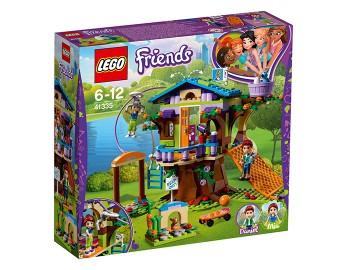 LEGO® Friends Casuta din copac a Miei