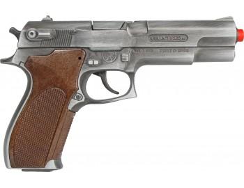 Pistol jucarie Gonher - Smith-45 Gold - 451