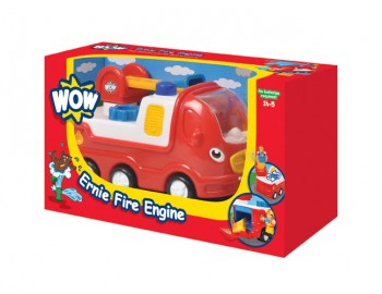 ERNIE FIRE ENGINE WOW W10321