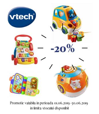 Promotii Vtech